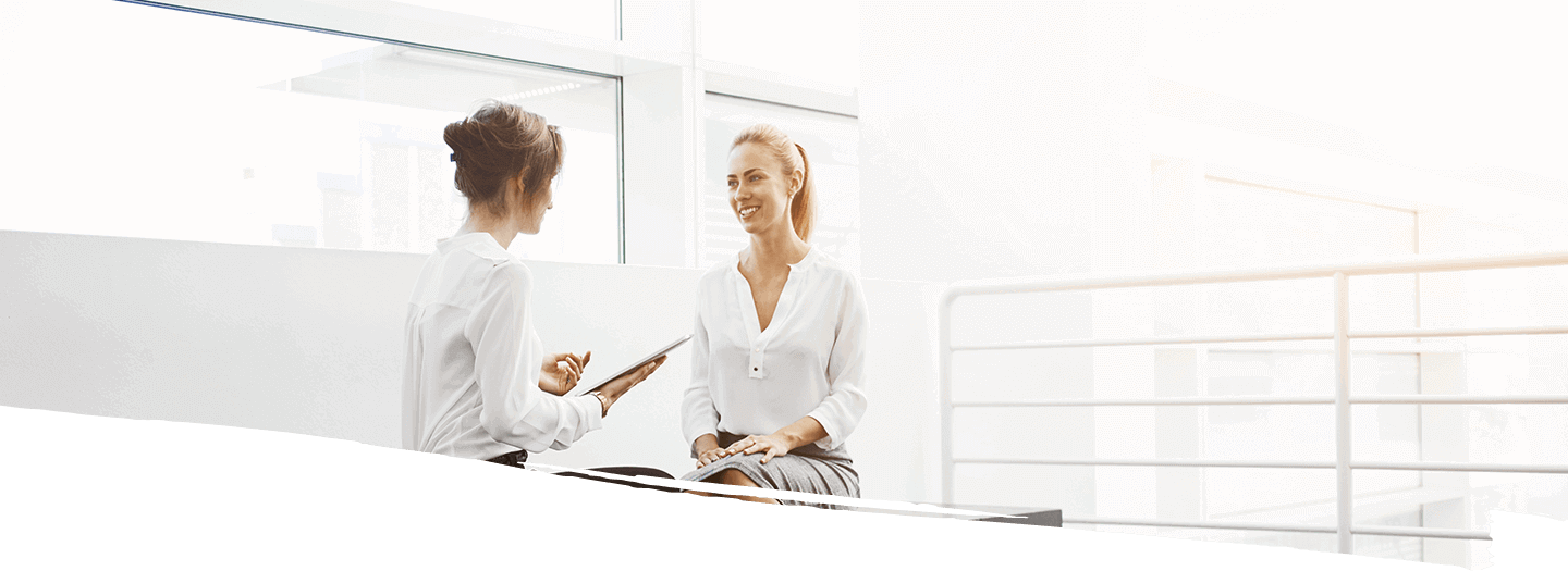ladies are talking