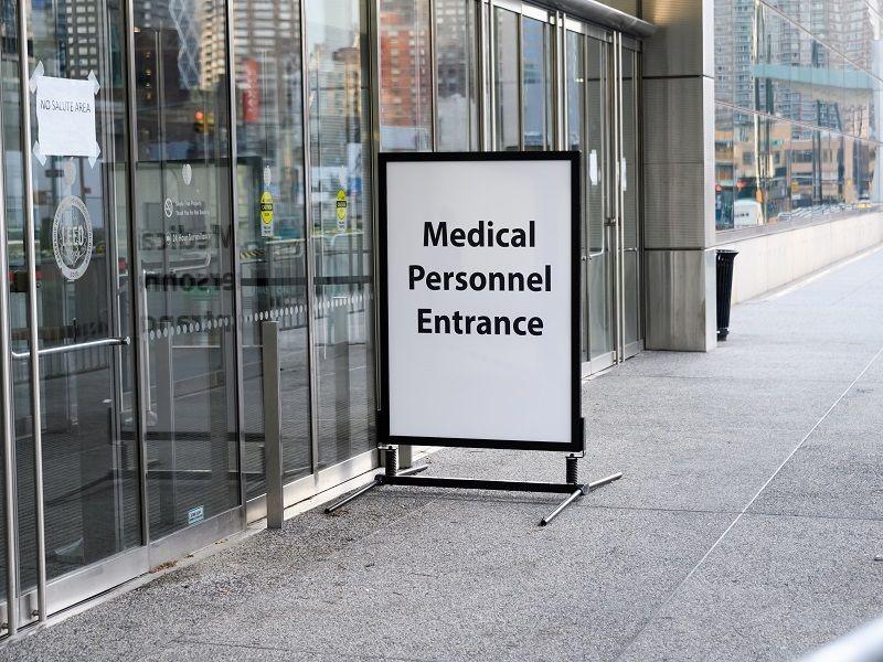 Es Into Covid 19 Care Facilities